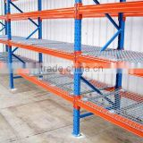 Adjustable Personalized Tire Steel Heavy Storage Rack Duty Warehouse Pallet Racking System