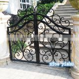 Alibaba China wholesaler wrought iron indian house main gate designs with trade assurance