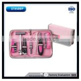 lady's 31pcs pink tool bag