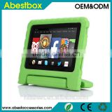 Kids Shock Proof Convertible Handle Light Weight Super Protective Stand Cover for Amazon Kindle Fire HD 7 Inch Tablet