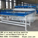 Reduce manual operation vertical wire hopper automatic drop down wire mesh welding machine