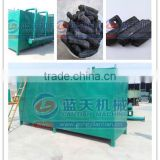 China manufacturer best price coconut shell charcoal machine rice husk carbonization machine