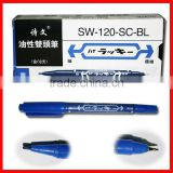 high quality novelty supply Tattoo transfer skin Pen blue