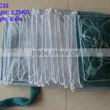 27 sectins folding lobster trap cage with super quality