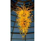 Inquiry about Contemporary Hand Blown Glass Pendant Light