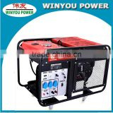 8500W Gasoline Generator Powered by 2V78F/620cc engine