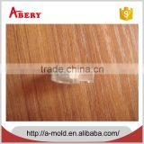 high quality home appliance metal inject to plastic over mould molding