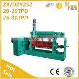 China Factory Prefessional Automatic Screw Tung Seed Oil Press