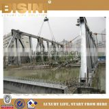 Integral Hoisting for Compasses Shape Garage Bridge, Inland River Vehicle Car Bridge(BF08-Y10053)