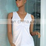 bamboo and cotton interwoven vest