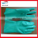 dip flock lined household latex gloves for sale
