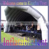 Inflatable tents for outside concert cover