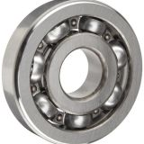 50*130*31mm 60TM04 / 60TM04A / 60TM04U40AL Deep Groove Ball Bearing Aerospace