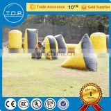 TOP paintball arena adult games inflatable playground with EN15649