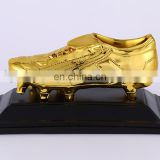 High-quality The World Cup football striker gold trophy factory direct sales