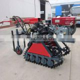 High Efficiency  sweet potato harvester machine with  diesel engine driven