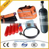 Korean Type Firefighting Emergency Equipment Rescue Rocket