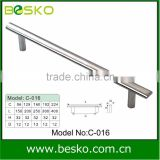 new stainless steel round door or drawer handle with high quality