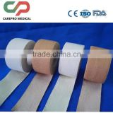 Rolls packed in inner box Cloth plaster with Zinc Oxide adhesive