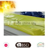 Hospital Waterproof fire retardant FR water repellent vinyl PVC mattress cover encasement