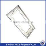 precision aluminum bending sheet metal fabrication