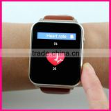 Smart watch bracelet Cell Phone Sports Health 24 Hour Bracelet Clock Sport Sleep Assistant 2015
