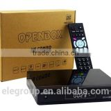 openbox v8 in best price with good quality in twin tuner dvb-s2/s dvb-t/t2 support youtub / yourporn hd satellite receiver iptv                                                                         Quality Choice