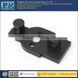 Custom precision injection plastic tube base