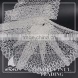 Quality Assured Battenburg Bridal Lace Trim