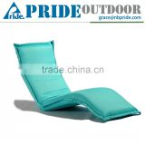 Beach Folding Cloth Cheap Waterproof Sun Lounger Back Sofa Chair Outdoor Seat Cushion
