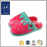 high quality comfortable indoor shoes kids children pvc