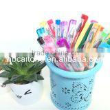 48 colored gel pen set,48 coloring gel pen set,amazon gel pen supplier