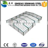 galvanized square tube prefabricated building poultry shed chicken shed poultry farm equipment