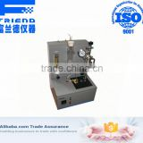 High accuracy LPG hydrogen sulfide content analyzer for liquefied petroleum gas testing machine
