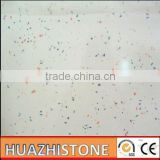 chinese cheap Colorful White Jade Artificial Marble stone