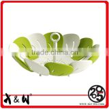 Customized decorative plastic plate for wedding