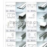 manufactured design anodise aluminums profile for door