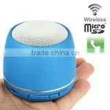 Bluetooth speaker Portable Mini Speaker, Built-in Rechargeable Lithium Battery & Microphone, Support TF card
