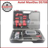 Factory price!!Auto car diagnostic tool for all cars original Autel MaxiDas DS708 Auto Diagnostic scanner with best price