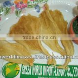 DRIED CAT FISH MAW (Thin Butterfly type, Small Leaves shape)