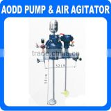 3/8 inch AODD Pump & Air Mixer For Agitating 20L Barrel