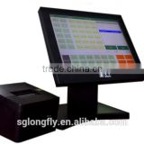 ePOS 5200 POS terminal for Restaurant 8 Digits LED Embedded ARM CPU no virus attack