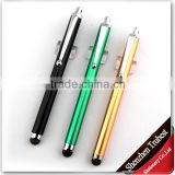 Fashionable screen touch stylus pen for Iphone Ipad and tablet pc