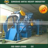 Q32 SERIES TUMBLE BLET CRAWLER TYPE SHOT BLASTING MACHINE