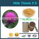 Best price of Milk thistle Extract Water Soluble Silymarin