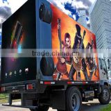 full color outdoor Promotion of equipment truck led display board                                                                         Quality Choice