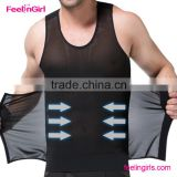Body Shaper Mens Slimming Shaping Vest