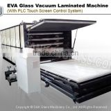 Switchable Glass Laminating Machine EVA Glass Laminating