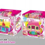 Hot selling and Highest Quality Play House Toys Villa furniture toys set Good for Children play