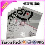 Yason aluminum foil express bag with slie zipper kraft bubble mailers china wholesale courier